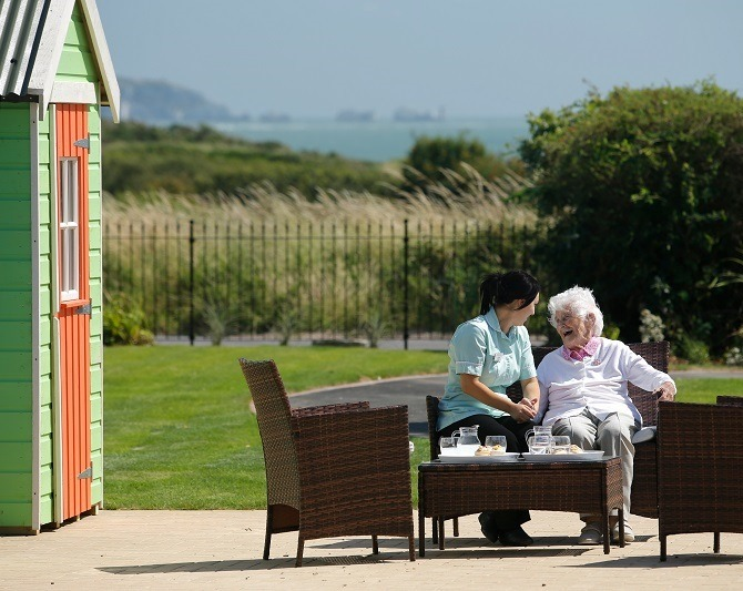 sea view care home