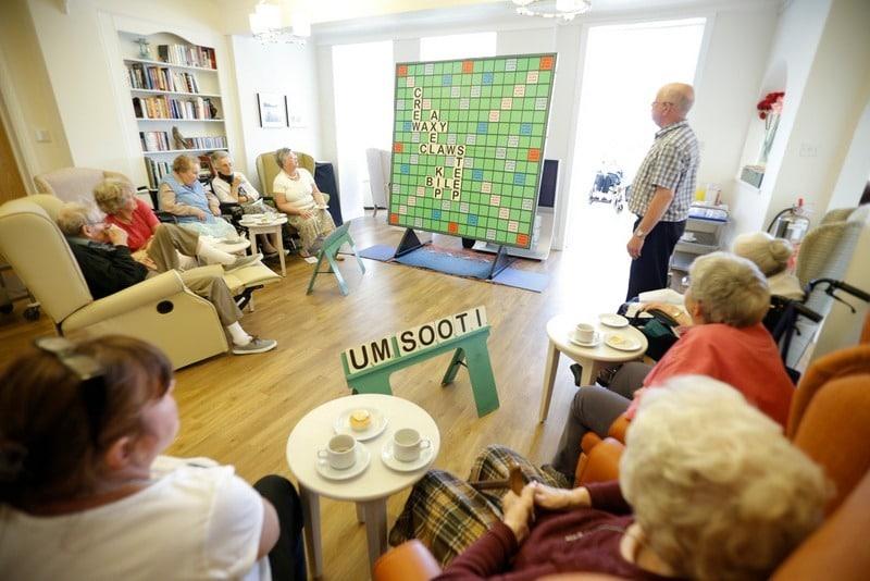 care homes in romsey