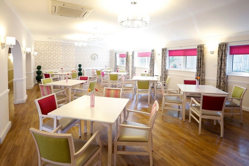 care home in romsey