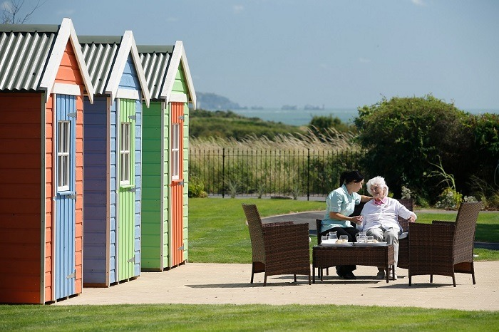 Sea view residential care homes