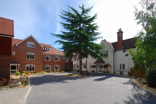 residential care home romsey