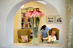 luxury care home