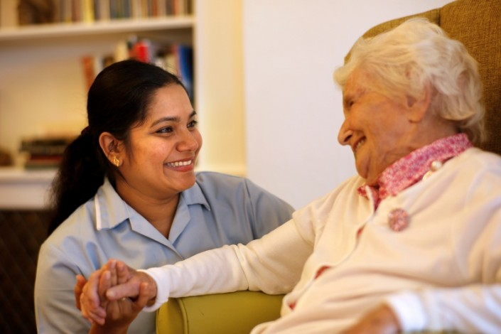 dementia care home on romsey