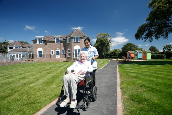 care homes hampshire
