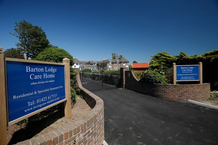 Barton Lodge Care Home