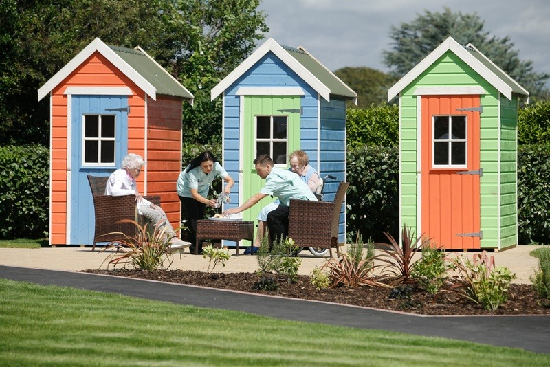 sea view care homes