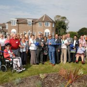 Barton Lodge Official Opening