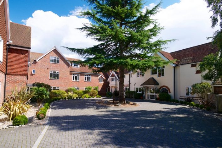 Care Homes in Hampshire