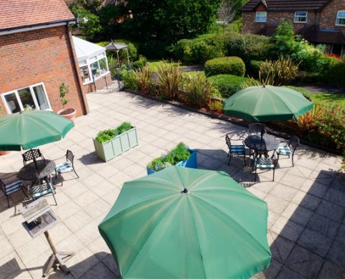 Care Homes in Romsey