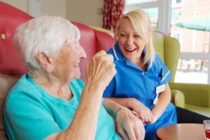 Care Homes in Barton on Sea